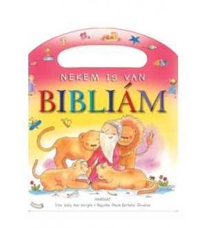 Nekem is van Bibliám! - Sally Ann Wright