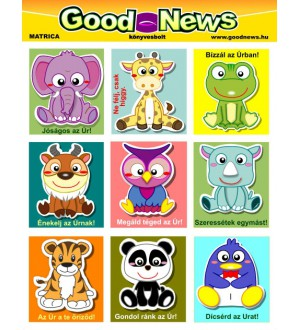 Matrica - GM-08 - Good News