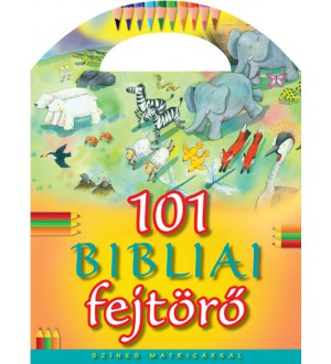 101 bibliai fejtörő - Bethan James-Honor Ayres