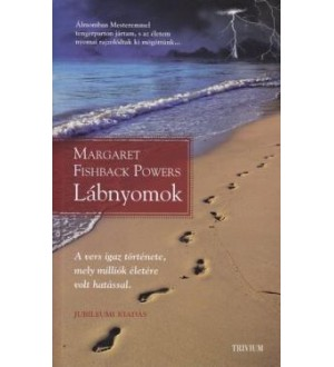 Lábnyomok - Margaret F Powers